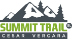 Logo Summit Trail - Cesar Vergara